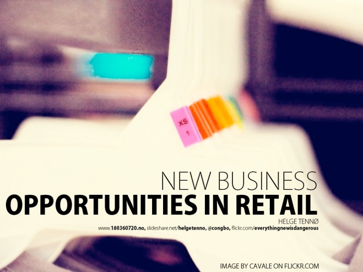 BUSINESS OPPORTUNITY Retail